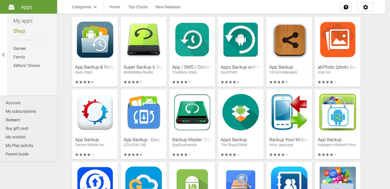 Best Backup Apps For Android Free Download | Tech Impose