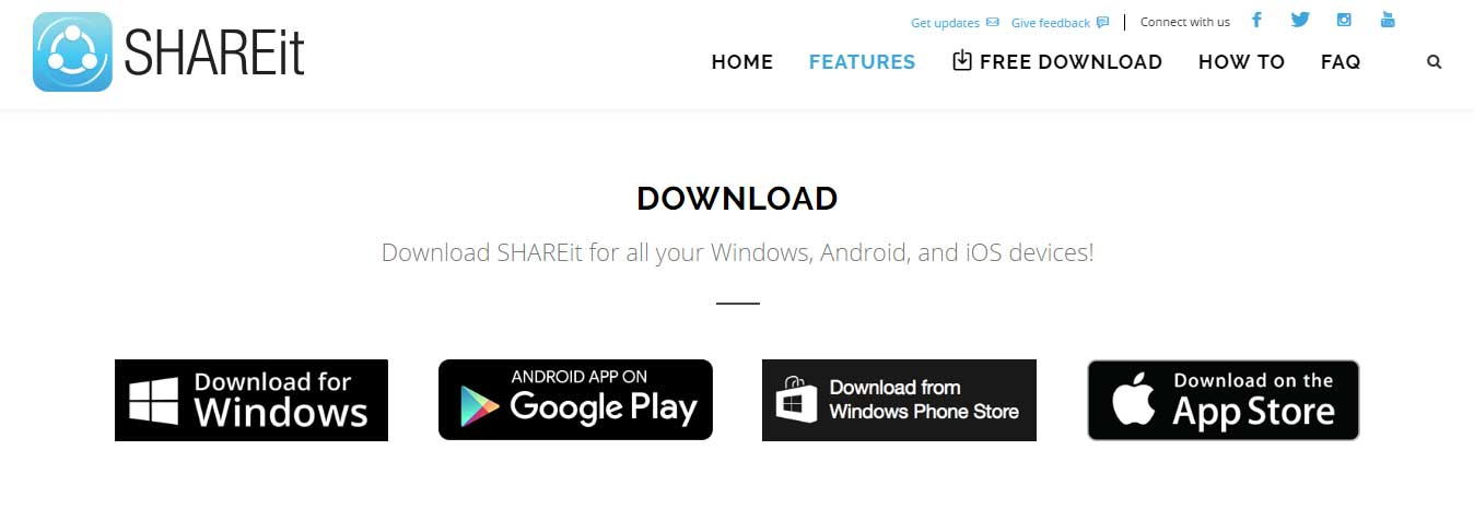 SHAREit-For-Windows-10-PC