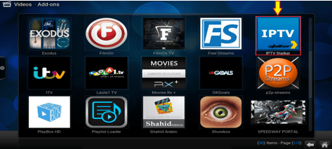 Install IPTV Stalker On Kodi Step 7