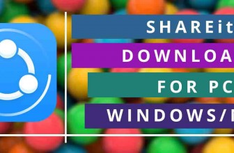 SHAREit Download For PC | SHAREit App For Windows/7/8/8.1 & Mac Free