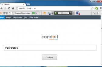 How to Remove Conduit Search from Chrome and Firefox