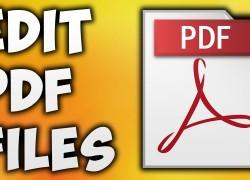 Top 10 PDF Editors for Mac / Windows / Linux